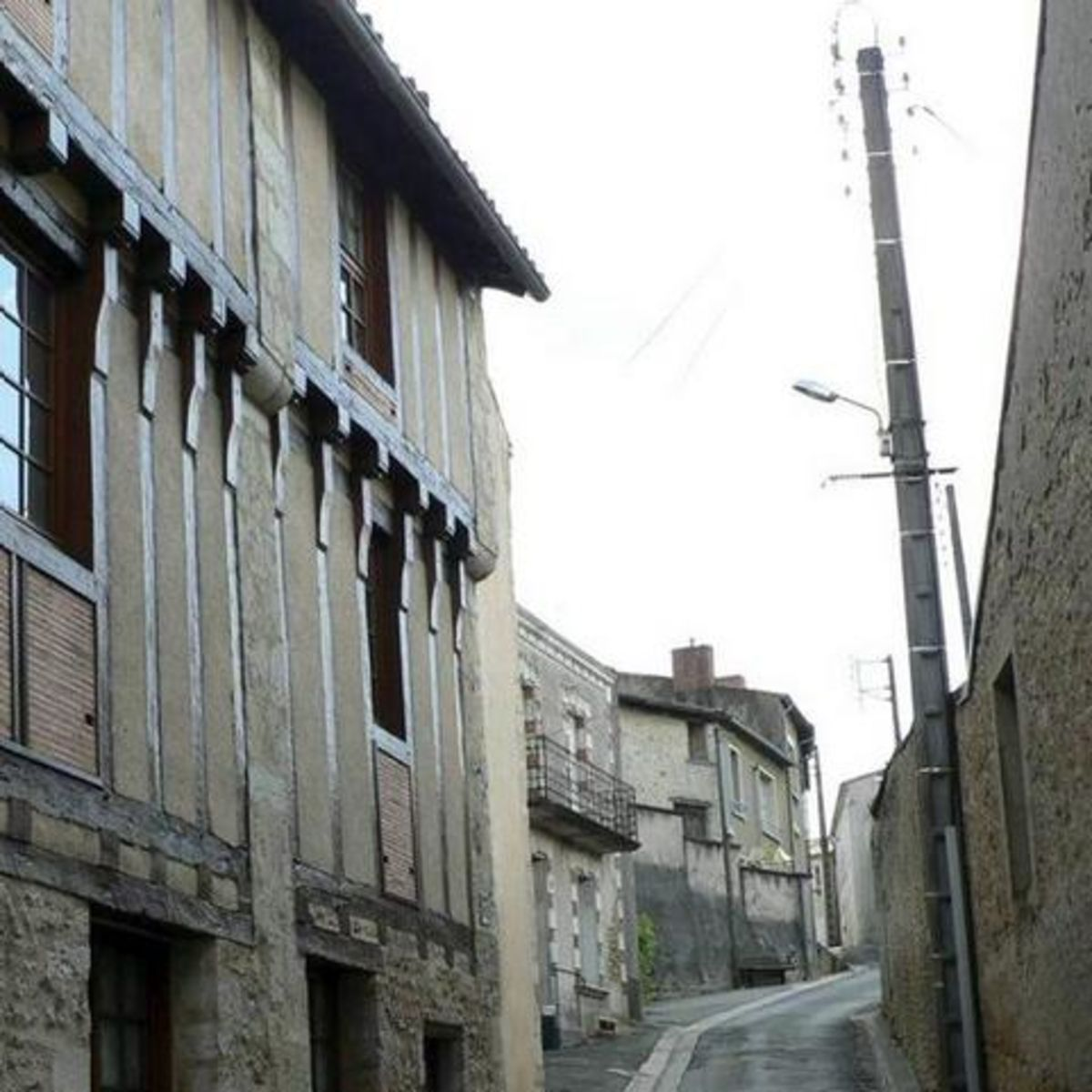 Rue de la ferronnerie. Source : la Nouvelle République